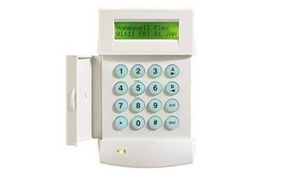 Honeywell Galaxy Keypad