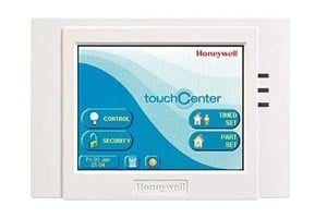 Honeywell Security Touch Center